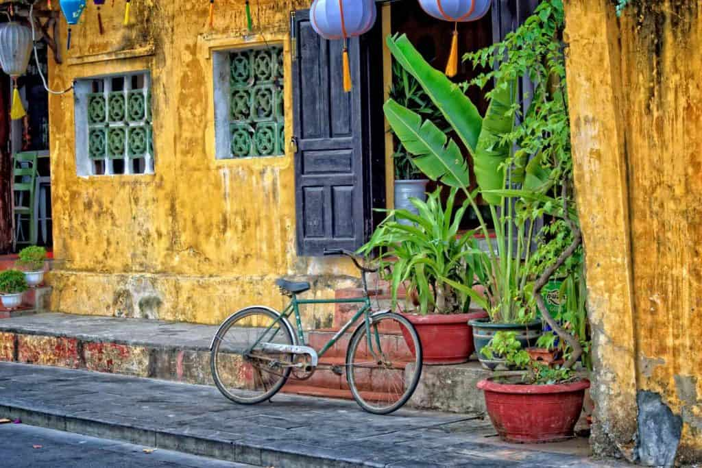 Rusty Bike - Vietnam