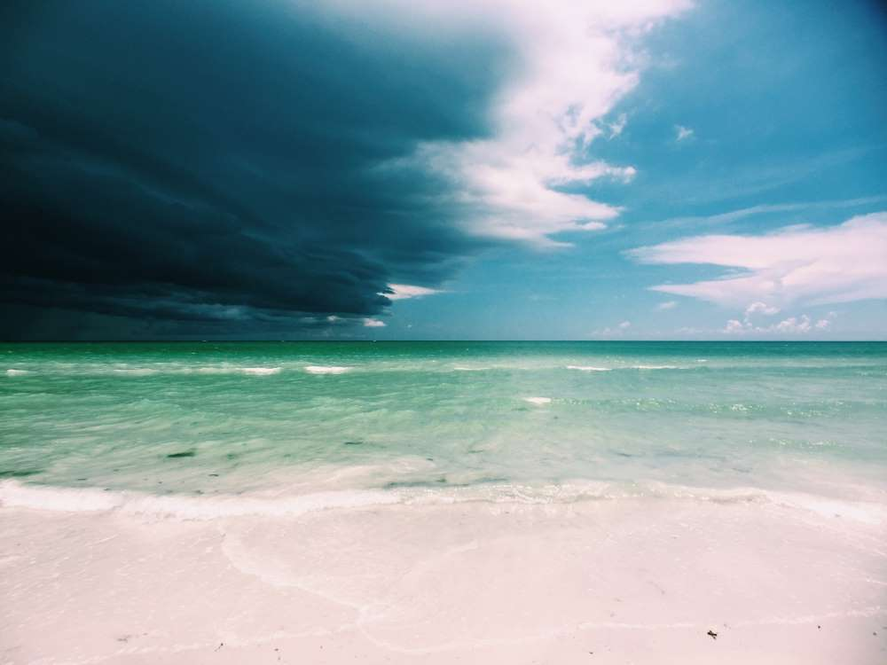 Weather Honeymoon Island Florida