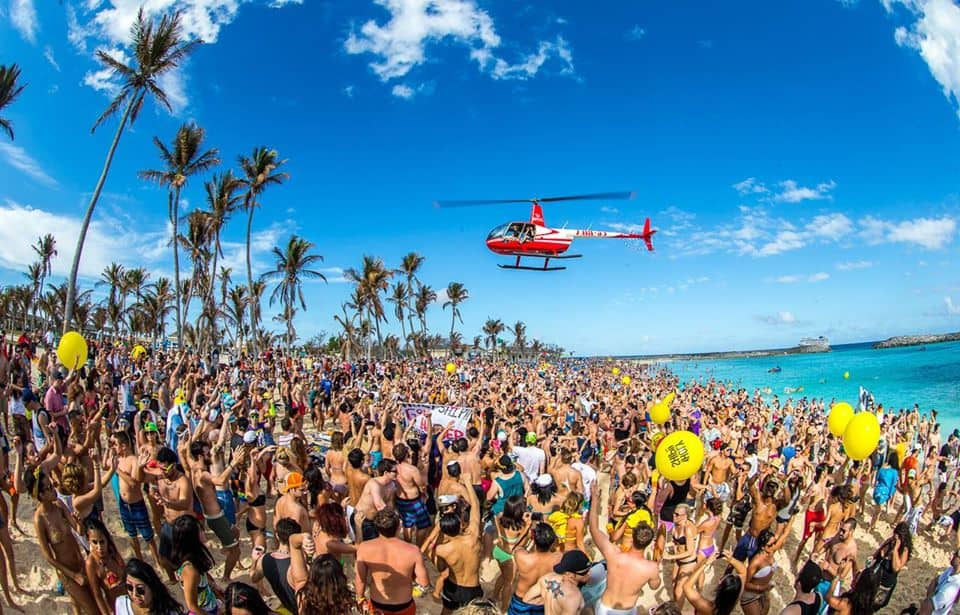 South Beach, Miami Florida - the No. 1 Party Beach