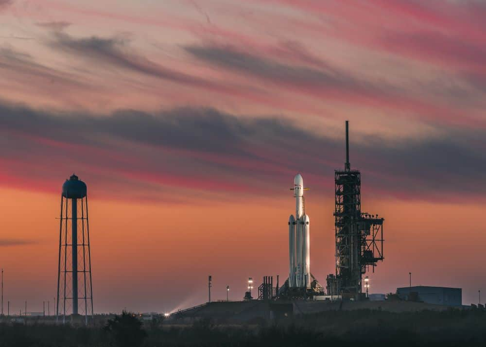 Best places to view a Rocket Launch At Cape Canaveral