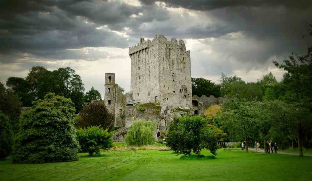 Blarney Castle Ireland - get your gift of the gab here
