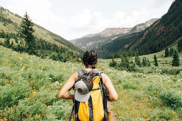 Follow some basic safety tips for an eventless Solo Hike