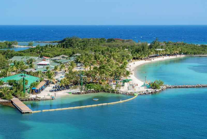 Best beaches in Roatan. West Bay is one of the best